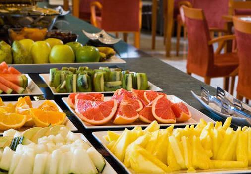 Desayunos en Hotel NH Amistad Murcia